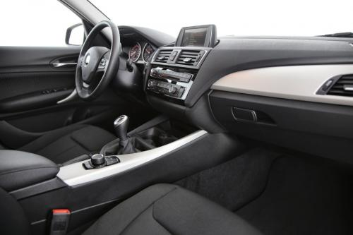 BMW 116 EFFICIENT DYNAMICS D + CRUISE + AIRCO + ALU 16