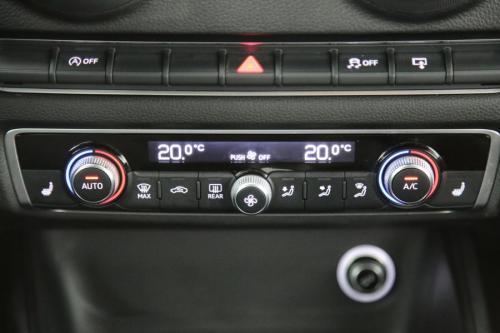 AUDI A3 SPORTBACK 1.6 TDI S-TRONIC + GPS + PDC + CRUISE + AIRCO + ALU 16