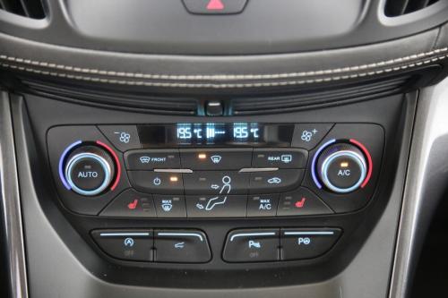 FORD Kuga VIGNALE 2.0 TDCI + GPS + LEDER + CAMERA + PDC + PANO DAK + CRUISE + ALU 18 + TREKHAAK