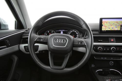 AUDI A4 2.0 TDI S-TRONIC + GPS + LEDER + PDC + AIRCO + ALU 16