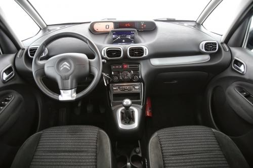 CITROËN C3 Picasso EXCLUSIVE 1.6 BLUEHDI + GPS + PDC + CRUISE + AIRCO + ALU 16