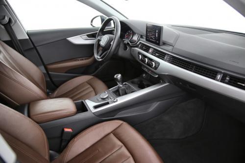 AUDI A4 AVANT 2.0 TDI + GPS + LEDER + PDC + CRUISE + ALU + TREKHAAK