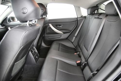 BMW 418 GRANCOUPE DA + GPS + LEDER + CAMERA + PDC + CRUISE + XENON + ALU 16
