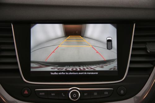 OPEL Grandland X  INNOVATION 1.2T + GPS + LEDER + CAMERA + PDC + PANO DAK + CRUISE + ALU 18