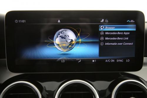 MERCEDES-BENZ C 220 DA BUSINESS SOLUTION + GPS + LED + CAMERA + PDC
