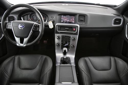 VOLVO V60 DYNAMIC EDITION 2.0D3 + GPS + LEDER + PDC + CRUISE + TREKHAAK + ALU 17