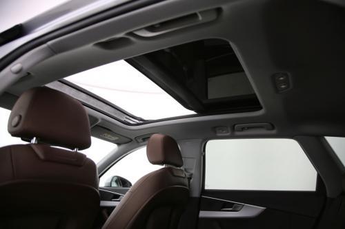AUDI A4  QUATTRO 2.0 TDI + GPS + LEDER + PDC + CRUISE + PANO DAK + TREKHAAK + XENON + ALU 17