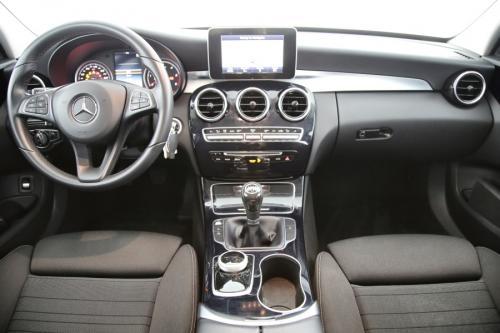 MERCEDES-BENZ C 200 BREAK D + GPS + CAMERA + PDC + CRUISE + ALU 16