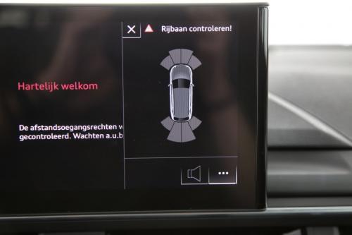 AUDI A4 AVANT 2.0TDI + GPS + CARPLAY + LEDER + PDC