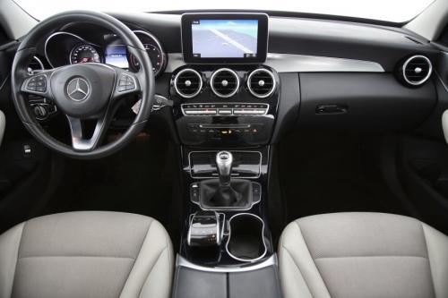 MERCEDES-BENZ C 200 BREAK AVANTGARDE D + GPS + PDC + CRUISE + AIRCO + ALU 17