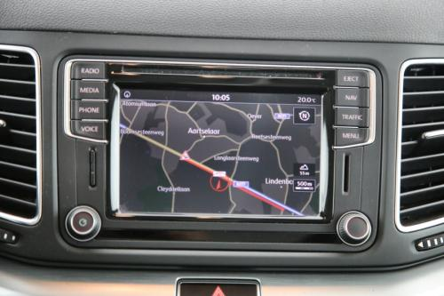 VOLKSWAGEN Sharan  COMFORTLINE BMT 2.0 TDI + GPS + CRUISE + AIRCO + ALU 16