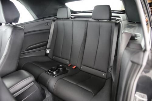 BMW 218 CABRIO i + LEDER + PDC + CRUISE + ALU 16
