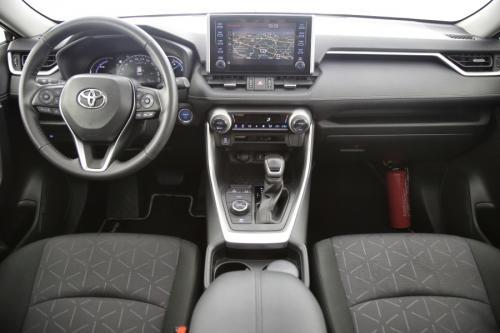 TOYOTA RAV4 2.5 HYBRID 4x4 CVT + GPS + PANO + LED + CAMERA + PDC