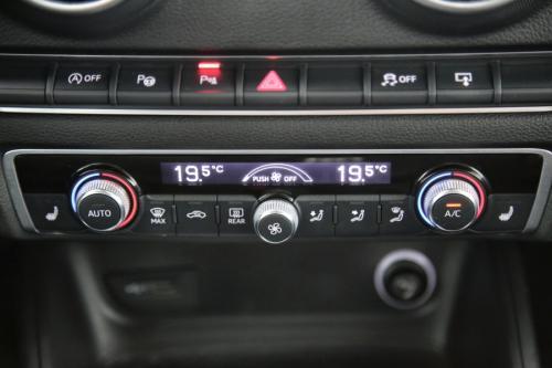AUDI A3 SPORTBACK 1.6 TDI + GPS + LEDER + CAMERA + PDC + CRUISE + XENON + ALU 16
