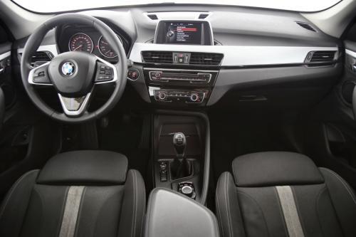 BMW X1 TWINPOWER TURBO SDRIVE 16D + PDC + AIRCO + ALU + TREKHAAK