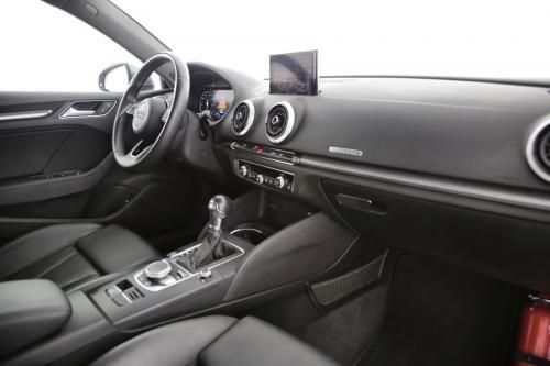 AUDI A3 SPORTBACK DESIGN 1.4 TFSI E-TRON S-TRONIC + GPS + LEDER + PDC + CRUISE + TREKHAAK + ALU 17 + XENON