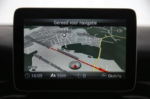 MERCEDES-BENZ CLA 180 D + GPS + PDC + AIRCO + CRUISE + ALU 16