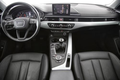 AUDI A4 AVANT 2.0 TDI + GPS + LEDER + PDC + CRUISE + TREKHAAK + ALU 16