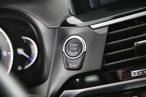 BMW X3  xDRIVE 25DA STEPTRONIC + GPS + CAMERA + PDC + CRUISE + ALU 19
