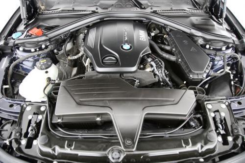 BMW 418  GRANCOUPE DA LUXURY + GPS + LEDER + CAMERA + PDC + CRUISE + ALU + XENON