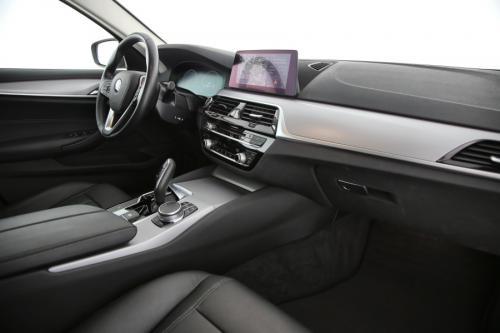 BMW 518  BERLINE DA + GPS + LEDER + CAMERA + PDC + CRUISE + ALU 17 + TREKHAAK