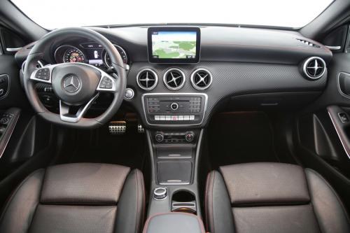 MERCEDES-BENZ A 220  AMG-LINE DA GEARTRONIC + GPS + LEDER + PDC + PANO DAK + CRUISE + ALU 18
