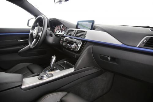 BMW 420  GRAN COUPE M-SPORTKIT DA + GPS + LEDER + CAMERA + PDC + CRUISE + ALU 18