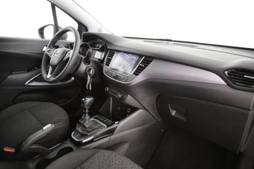 OPEL Crossland X  EDITION 1.2T + GPS + CRUISE + AIRCO