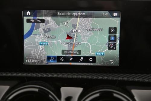 MERCEDES-BENZ A 160 i + GPS + CAMERA + PDC + CRUISE + ALU 16