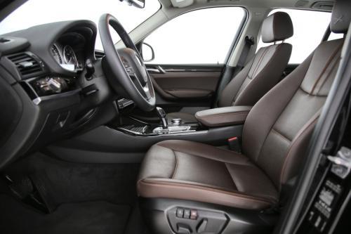 BMW X3  sDRIVE 18DA + GPS + LEDER + CAMERA + PDC + CRUISE + ALU 18