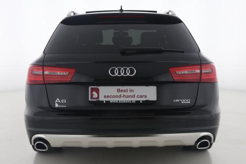 AUDI A6 Allroad 3.0 TDI S-LINE QUATTRO BI-TURBO 313 PK + AUTOMAAT + FULL OPTION + PANO