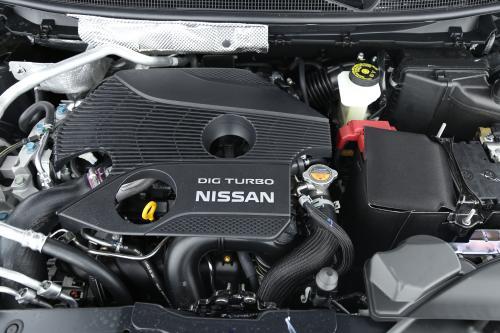 NISSAN Qashqai Tekna 1.2 DIG-T + GPS + AIRCO + CRUISE + PDC + CAMERA + PANO DAK + ALU 19