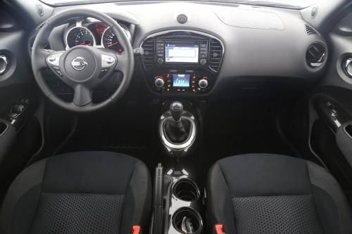 NISSAN Juke 1.2 DIG-T + AIRCO + GPS + CRUISE + CAMERA + GLASS ROOF