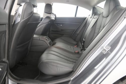 BMW 640 da Gran Coupe + GPS + LEDER + CRUISE + ALU 17 +
