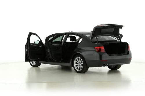 BMW 520 d AUTOMAAT + GPS + LEDER + AIRCO + XENON + SCHUIFDAK