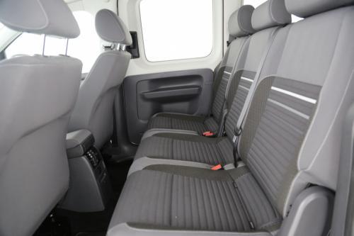 VOLKSWAGEN Caddy 2.0 TDI AUTOMAAT + AIRCO + ALU 16 + TREKHAAK
