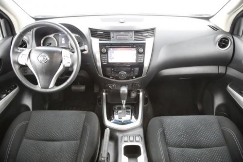 NISSAN Navara DOUBLE CAB 2.3L DCI 7AT N-CONNECTA + GPS + CAMERA + TREKHAAK