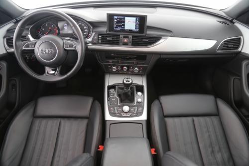 AUDI A6 AVANT 2.0 TDI S-LINE + GPS + LEDER + XENON + AIRCO + PANO