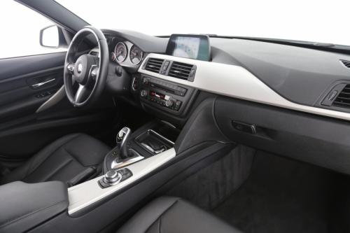 BMW 320 d TOURING AUTOMAAT + GPS + LEDER + AIRCO + CRUISE + ALU 17