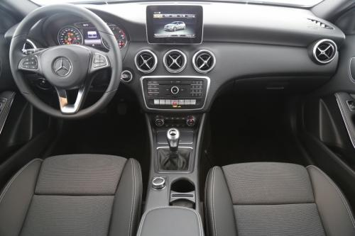 MERCEDES-BENZ A 180 CDI + GPS + CAMERA + CRUISE + ALU 17 + AIRCO
