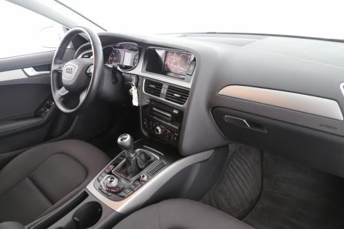 AUDI A4 AVANT 2.0 TDI + GPS + AIRCO + CRUISE + TREKHAAK + ALU 16