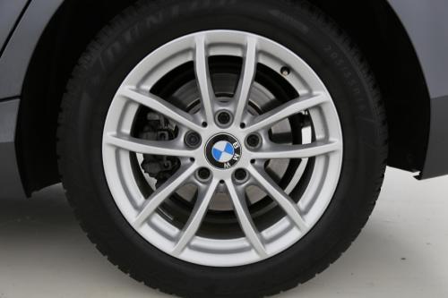 BMW 118 d + GPS + LEDER + AIRCO + CRUISE + ALU 16 + PDC