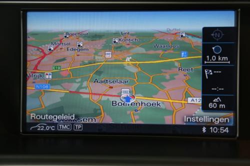 AUDI A4 2.0 TDI + AUTOMAAT + LEDER + GPS + AIRCO + CRUISE + ALU 17