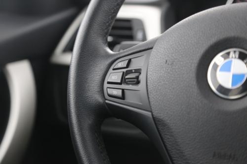 BMW 320 D TOURING + GPS + LEDER + AIRCO + CRUISE + ALU 16