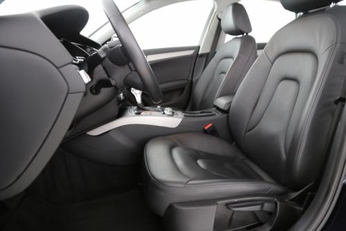 AUDI A4 2.0 TDI AUTOMAAT + GPS + LEDER + AIRCO + CRUISE + ALU 16