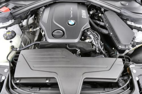 BMW 118  d AUTOMAAT + GPS + AIRCO + CRUISE + PDC + ALU 17