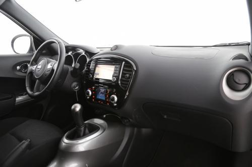 NISSAN Juke 1.6 BENZINE + AIRCO + GPS + CRUISE + CAMERA