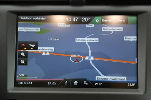 FORD Mondeo CLIPPER 2.0 TDCI + GPS + LEDER + AIRCO + CRUISE + ALU 16