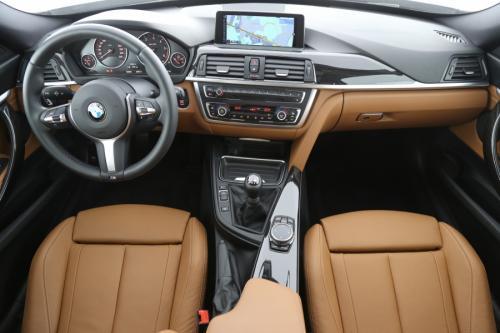 BMW 318 d Gran Turismo + GPS + LEDER + PANO + XENON + ALU 18