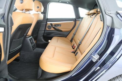 BMW 318 d Gran Turismo + AUTOMAAT + GPS + LEDER + XENON + PANO
